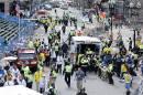Marathon de Boston: deux bombes à la ligne d'arrivée<strong></strong>