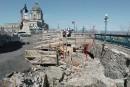 Duclos tentera de préserver les artefacts à Québec