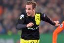 Mario Götze de retour à Dortmund