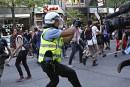 La méfiance envers la police et la justice aurait augmenté