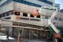 La Ville de Québec se débarrasse de l'édifice Chauveau