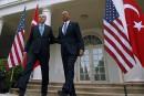 Erdogan «attristé» par les propos d'Obama sur la liberté de la presse