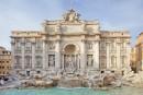 Fendi et Karl Lagerfeld immortalisent la beauté des fontaines romaines