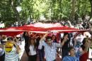 Quatrième jour de grogne en Turquie
