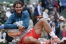 Rafael Nadal recule au classement malgré sa victoire
