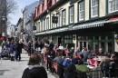 Le tourisme au creux de la vague à Québec