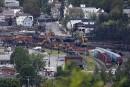 Des citoyens craignent les trains en ville depuis Lac-Mégantic