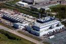 La centrale au gaz de Bécancour pourrait être mise en service
