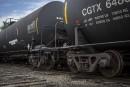 Pétrole brut: le transport ferroviaire à des sommets