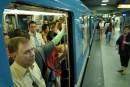 La ligne bleue du métro prolongée vers l'est