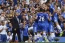 Chelsea célèbre le retour de Mourinho avec une victoire