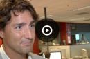 Justin Trudeau admet avoir fumé de la marijuana