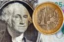 L'euro monte un peu face au dollar