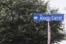 Noms de rues antisémites: aux citoyens de décider