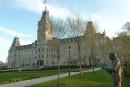 Bâillon sous un gouvernement minoritaire: une première parlementaire