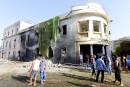 Benghazi: un attentat cible le ministère des Affaires étrangères