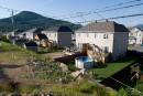 Murs de soutènement à Sainte-Brigitte-de-Laval: des proprios poursuivent pour 1,84 million $