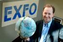 Baisse des ventes d'EXFO en Amérique