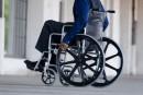 FEQ: ceux qui accompagnent les handicapés devront détenir un laissez-passer