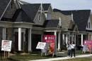Le marché immobilier évolue en dents de scie à Québec