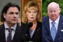 Suspension de trois sénateurs: les conservateurs fortement divisés