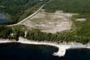 Port-Daniel: les opposants à la cimenterie se font entendre