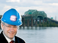 Et si votre pont tombe, M. Harper?
