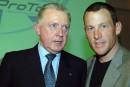UCI: Hein Verbruggen satisfait de ne pas être taxé de corruption