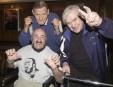 «Mad Dog» Vachon en compagnie de deux autres légendes de... | 21 novembre 2013