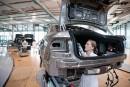 Zone euro: quasi-stagnation du secteur manufacturier