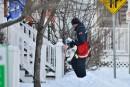 Un homme arrêté pour l'agression d'un facteur à Montréal