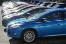 Ford, meilleur vendeur au Canada pour la 4e année