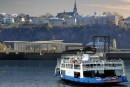 La gare fluviale de Lévis accuse quelques mois de retard