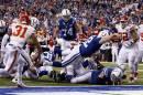 Andrew Luck inspire les Colts dans une remontée historique