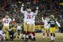 Les 49ers éliminent les Packers