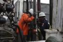Blocageen vue des travaux d'exploration pétrolière àAnticosti