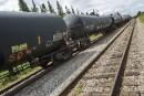 Sécurité ferroviaire: plus de pétrole dans les DOT-111 d'ici trois ans