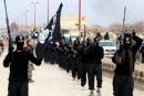 L'EIIL crucifie un de ses membres pour extorsion
