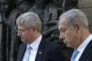 Harper refuse de critiquer Israël concernant ses colonies