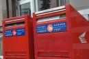 Postes Canada a abaissé sa perte