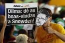 Snowden demande l'asile au Brésil