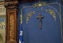 Le député Bolduc espère faire des gains en région en gardant le crucifix