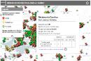 Carte interactive des résidences privées pour aînés au Québec