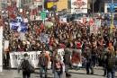 L'ASSÉ lance un appel à la mobilisation après un congrès mouvementé