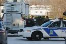 Un adolescent arrêté pour avoir menacé la famille de l'un des accusés du triple meurtre