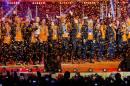 Les Pays-Bas accueillent leurs médaillés en grandes pompes