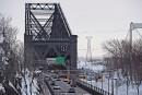 Le pont de Québec candidat au palmarès des sites les plus menacés