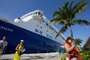 La fin des appels pour croisières gratuites aux Bahamas