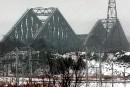 Peinture du pont de Québec: aux sources de l'estimation de 200 millions$