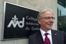 La réforme de la médecine d'expertise va bon train, assure le Collège
